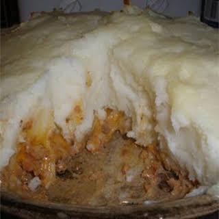Shepherd's Pie Daddy's Way.