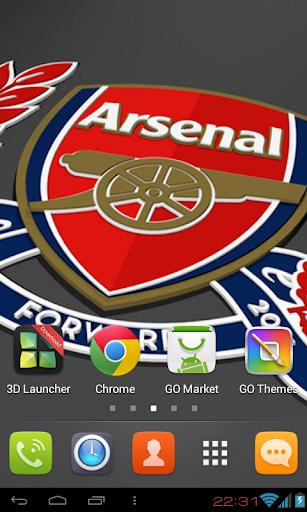 The Gunners FC Wallpaper