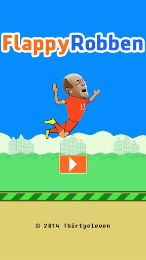 Flappy Robben