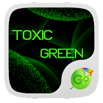 Toxic Green GO Keyboard Theme 1.85.5.82 Apk