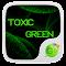Toxic Green GO Keyboard Theme 1.85.5.82 Apk