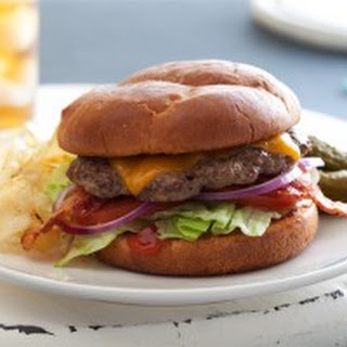 Julia Child's Pan-Fried Thin Burger