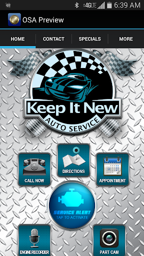 Keep It New Auto Service