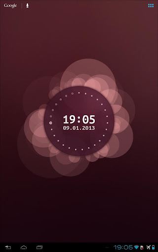 Ubuntu Live Wallpaper Beta
