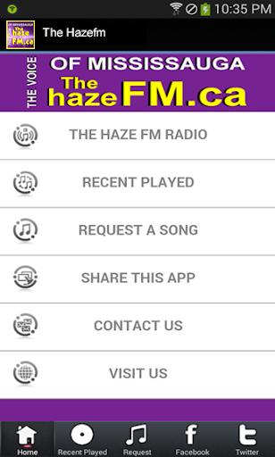 The HazeFM