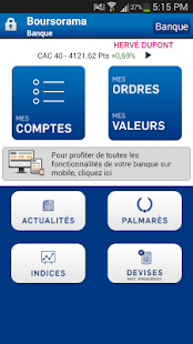 Boursorama Banque - screenshot thumbnail