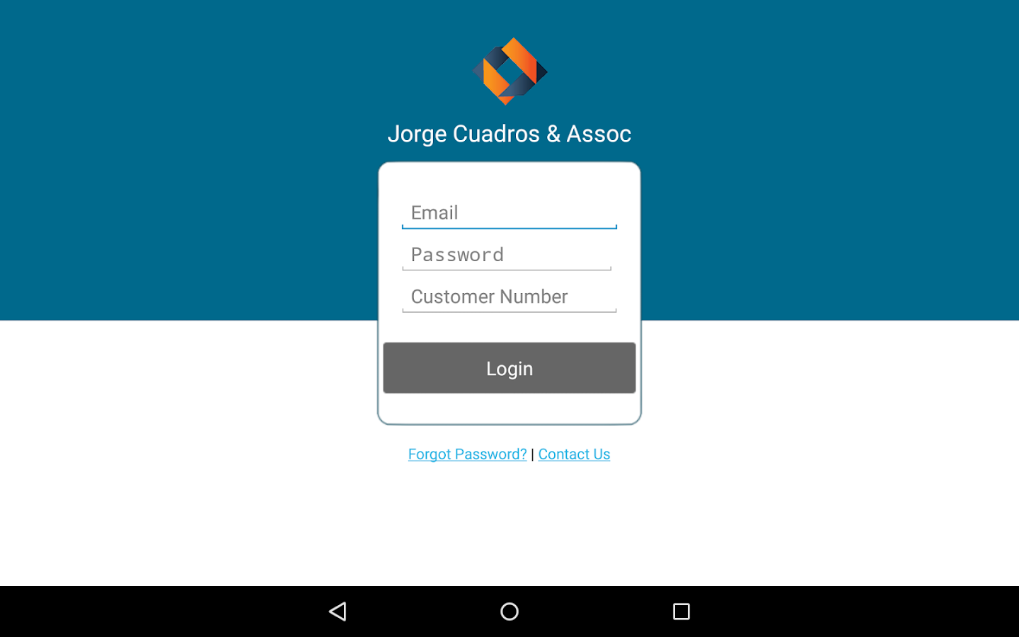 Jorge Cuadros Assoc- screenshot