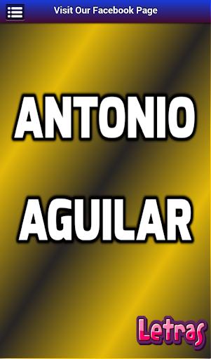 Letras Antonio Aguilar