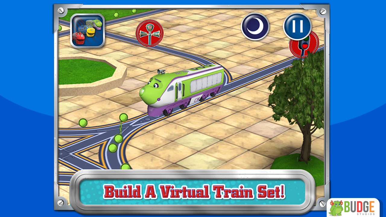 Chuggington: Kids Train Game - screenshot