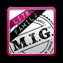 MIG Familj Lite - Frågespel icon