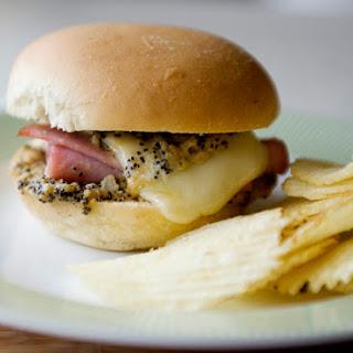 Toasted Ham Sandwich Recipes.