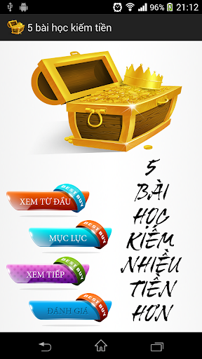 5 Bai Hoc Kiem Nhieu Tien Hon