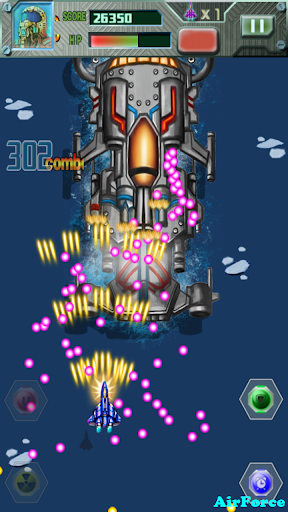Ace Air Force: Super Hero 1.3 app download 1