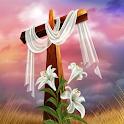 Easter Cross & Lilly GO LOCKER