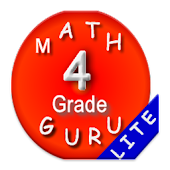 Fourth Grade Math Guru Lite