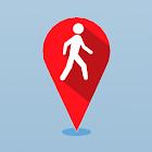 Walkonomics - Fußgänger Karten icon