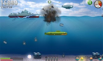 Screenshot of Deadly Abyss 2 - lite