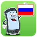 Russian applications icon