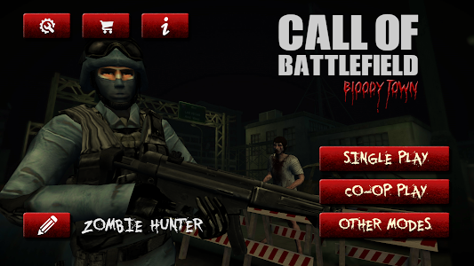 Call Of Battlefield:Online FPS v1.8 (Mod)