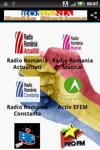 Romanian Radio