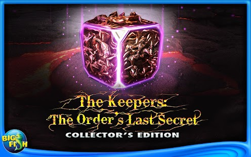 Keepers: Last Secret CE (Full) - screenshot thumbnail
