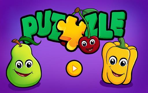 Puzzle - Warzywa i owoce