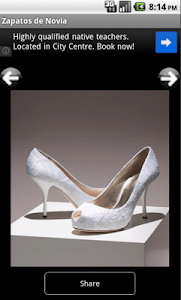 Bridal shoes screenshot 0
