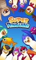 Screenshot of Super Penguins