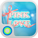 Pink Love Hola Launcher Theme icon