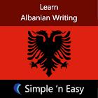 Learn Albanian Writing icon