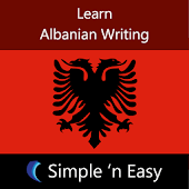 Learn Albanian Writing