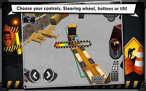 Trucker: Parking Simulator- screenshot thumbnail