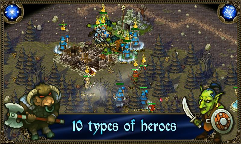 Majesty: Northern Expansion screenshot #7