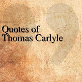 Quotes of Thomas Carlyle