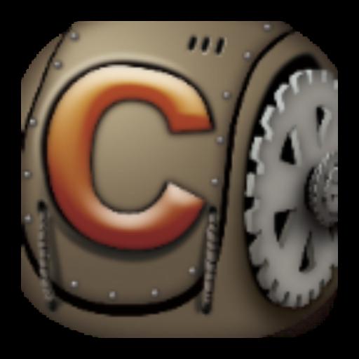 机器人之心--C Launcher主题 LOGO-APP點子