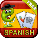Spanish Baby Flashcards logo