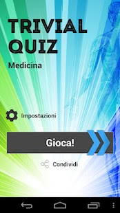 玩醫療App|Trivial Quiz - Medicina免費|APP試玩