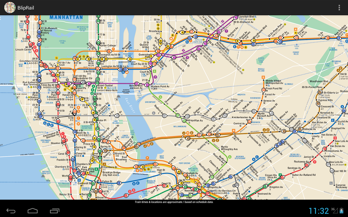 Subway Map R Train My Blog