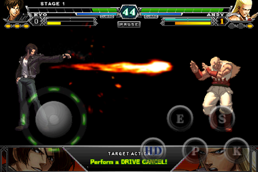 THE KING OF FIGHTERS-A 2012(F)  captures d'u00e9cran 3