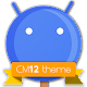 CM12 Blue Pop Theme v5.d