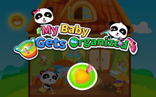 My Baby Gets Organized - screenshot thumbnail