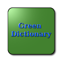 Eco & Green Dictionary logo
