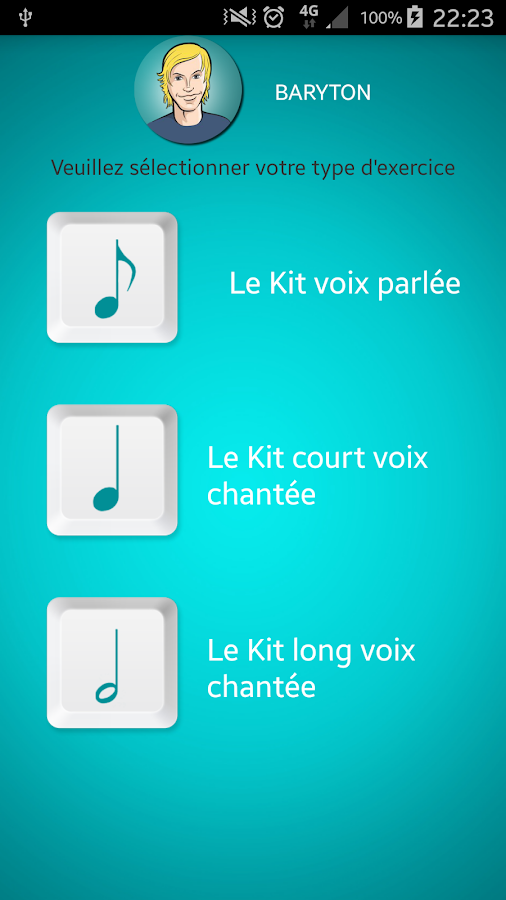 quot le kit quot lite voices android apps on play