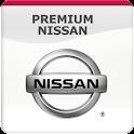 Premium Nissan logo