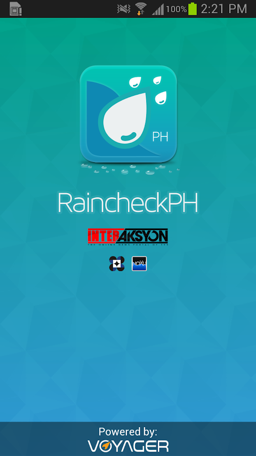RaincheckPH - screenshot