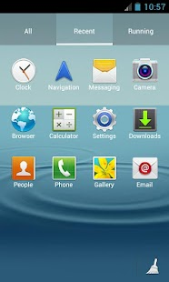 Galaxy S3 Go Theme and Locker - screenshot thumbnail