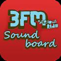 3FM Soundboard App logo
