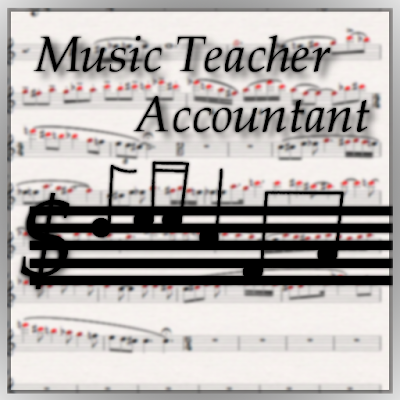 Music Teacher Accountant