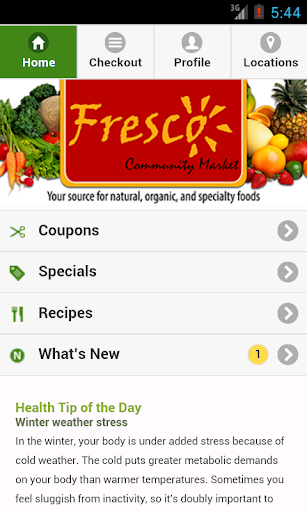 Fresco Community Market