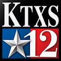 KTXS Wx logo